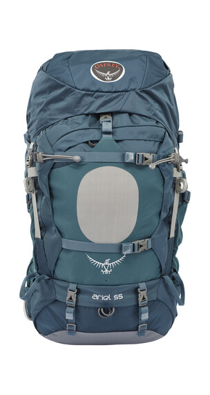 Osprey Ariel 55 Backpack Women S Deep Sea Blue